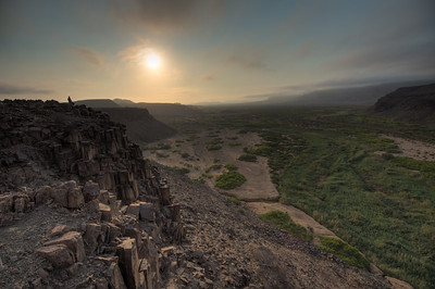 Desolation Valley area - Huab river
