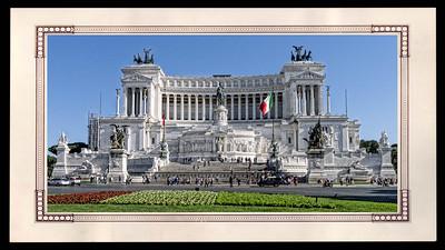 Monument à Victor Emmanuel II ou Vittoriano