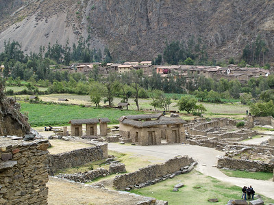 The neighborhood of Cusco