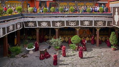 The Jokhang monastery