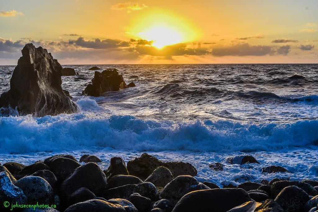 Sunrise At Kipahulu