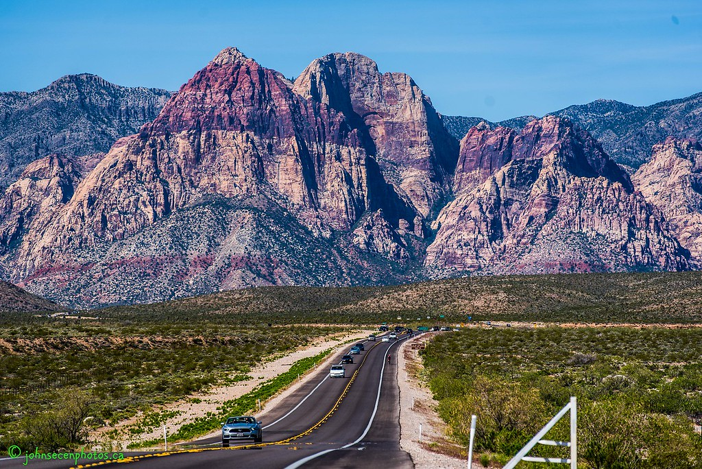 Hello Red Rock Canyon