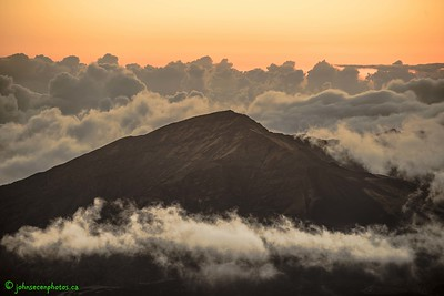 Sunrise Over Mount Haleakala 3