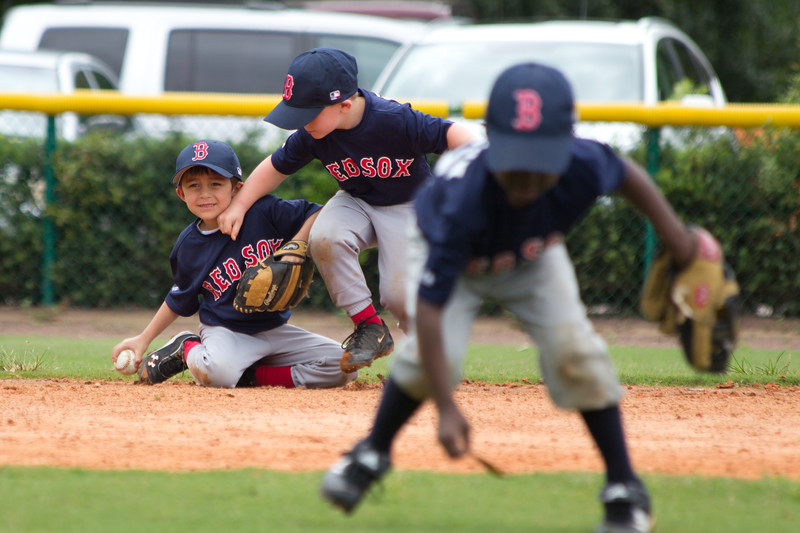 The Nature of T-Ball