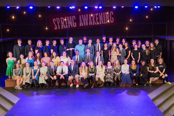 WP Theatre Spring Awakening - Spring 2018