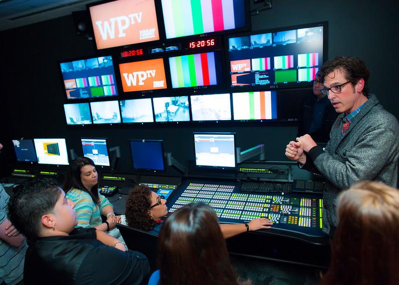 The William Paterson University TV Studios - August 23rd, 2013