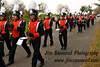 WPHS Marching Band at the 2010 Turkey Bowl