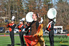 WPHS Marching Band at 2011 Thanksgiving Day Turkey Bowl vs. Archbishop Stepinac, Thursday, November 24, 2011