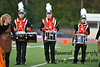 Drummers, White Plains High School Marching Band. WPHS Marching Band at Football Game vs. Suffern