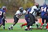 2010 Turkey Bowl, White Plains Tigers vs. Archbishop Stepinac Crusaders, Thursday, November 25, 2011 at White Plains High School, White Plains, NY