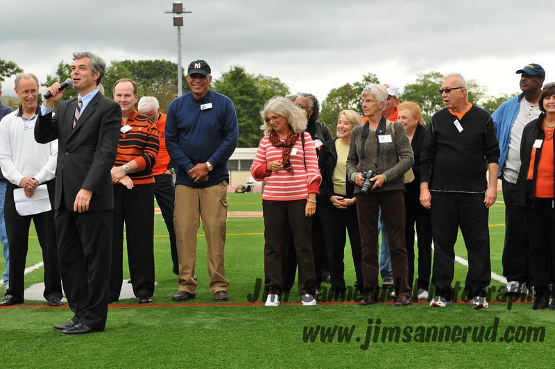 White Plains vs. John Jay-Fishkill Varsity Football, September 29, 2012