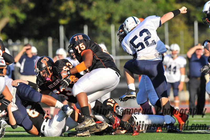 White Plains vs. Suffern Varsity Football