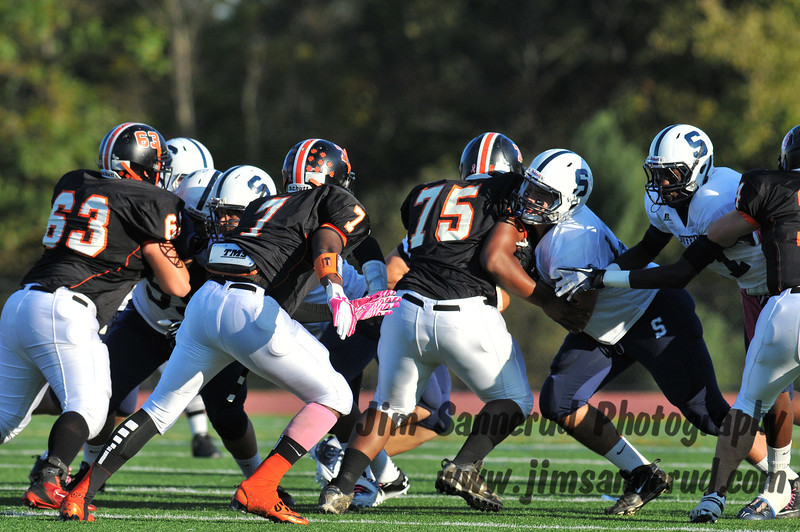 White Plains vs. Suffern Varsity Football