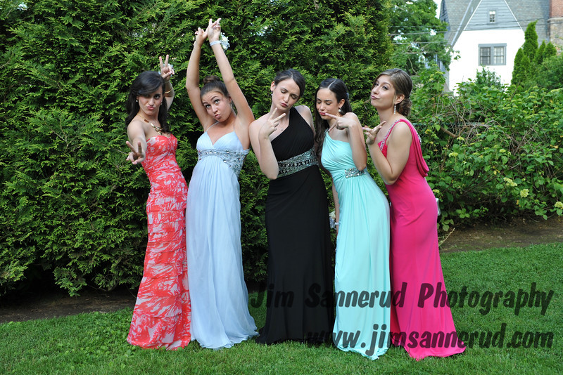 WPHS Senior prom pre party Thursday, May 31, 2012