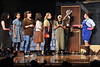 Urinetown: The Musical presented at White Plains High School, February 1-3, 2013.