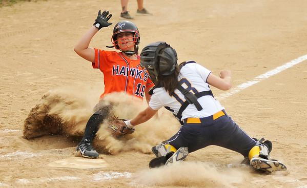 WPIAL 4A Softball  Mt. Lebanon v. Bethel Park