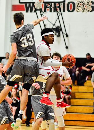 WPIAL Basketball  Keystone Oaks v EF