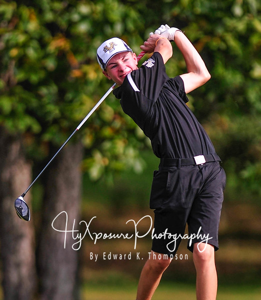 WPIAL Golf Sectionals