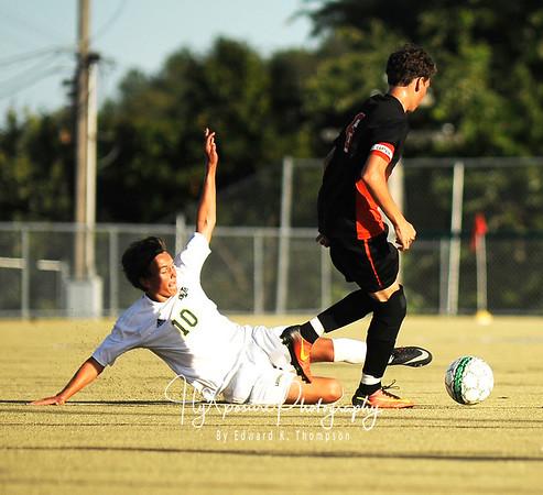WPIAL Soccer  SCRIMMAGE  BVA v. Somerset