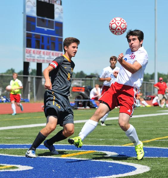 WPIAL Soccer  TJ v. Laurel Highland's