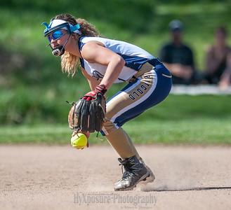 WPIAL Softball  Ringgold v Connellsvile