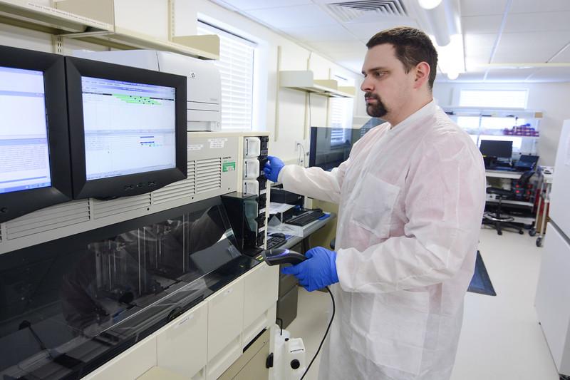 WRAIR lab