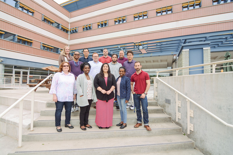 WRAIR Laboratory and Research 2017 : Group Photo