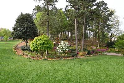 WRAL Azalea Gardens, April 18, 2018