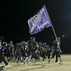 Carrboro holds off Reidsville 20 to 16 in round 3 of the 2012 NCHSAA football playoffs Friday night November 16, 2012. (Photo by Jack Tarr)