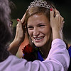 Homecoming Queen. Cardinal Gibbons crushes Southern Vance 45 to 7 Friday night October 5, 2012. (Photo by Jack Tarr)