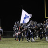 Heritage takes the field. Wakefield tames Heritage 42 to 21 Friday night October 26, 2012. (Photo by Jack Tarr)