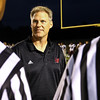 Wakefield's head coach Rod Sink. Wakefield tames Heritage 42 to 21 Friday night October 26, 2012. (Photo by Jack Tarr)