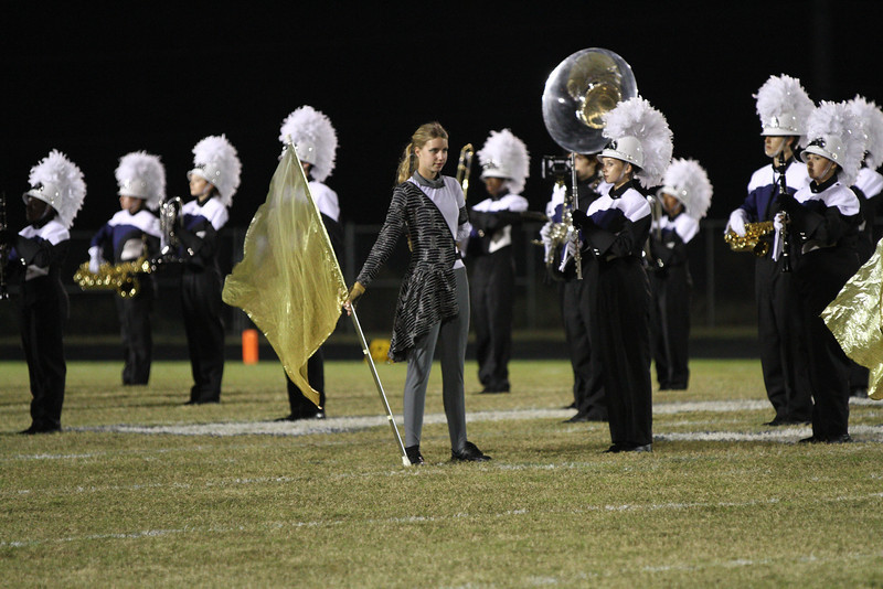 Wakefield tames Heritage 42 to 21 Friday night October 26, 2012. (Photo by Jack Tarr)