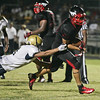 Middle Creek rolls over E.E. Smith 56 to 7 Friday night August 30, 2013. (Photo by Jack Tarr)