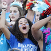 FAN CAM: Millbrook defeats East Wake 20 to 14 Friday night September 6, 2013. (Photo by Jack Tarr)