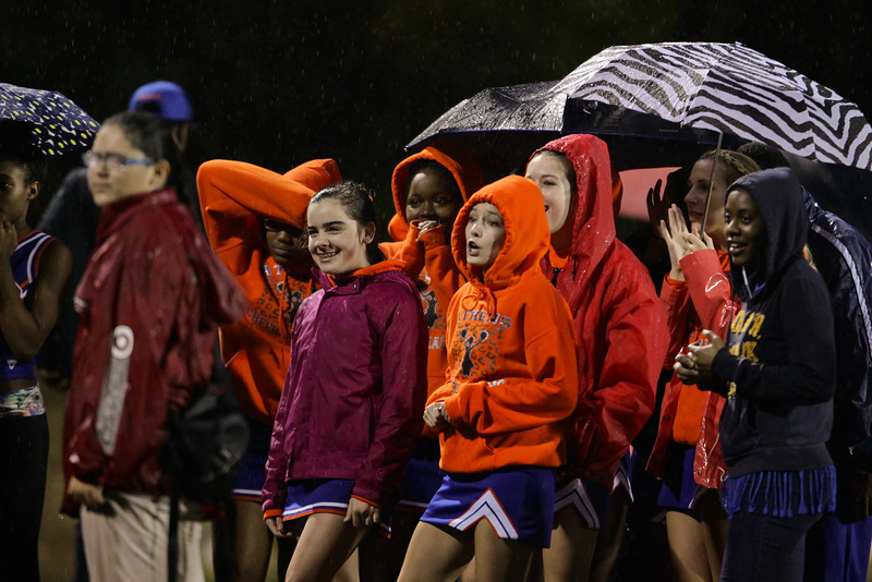 FAN CAM: Fuquay defeats Athens Drive 24 to 13 Friday night November 1, 2013. (Photo by Jack Tarr)