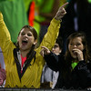FAN CAM: Panther Creek rolls over Holly Springs 27 to 0 Friday night November 1, 2013. (Photo by Jack Tarr)