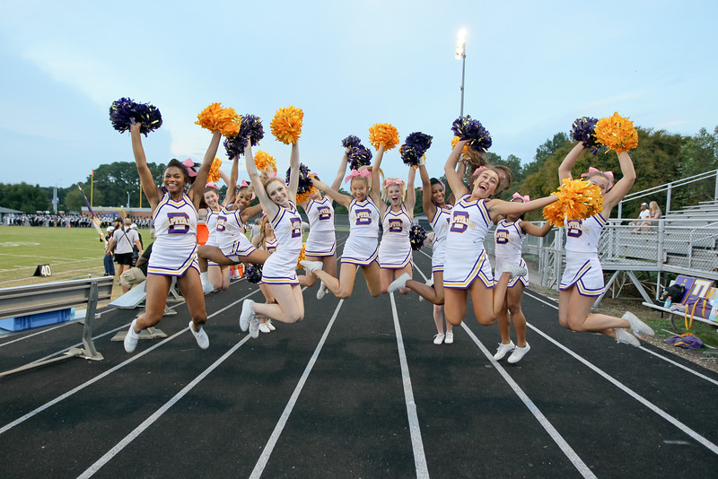 FAN CAM: Millbrook shuts out Broughton 28 to 0 Friday night October 10, 2014. (Photo by Jack Tarr/WRAL Contributor)