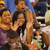 FAN CAM: New Bern defeats Durham Hillside 12 to 0  at Durham Hillside High School Friday August 22, 2014. (Photo by Jack Tarr/WRAL contributor.)