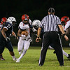 New Bern defeats Durham Hillside 12 to 0  at Durham Hillside High School Friday August 22, 2014. (Photo by Jack Tarr/WRAL contributor.)