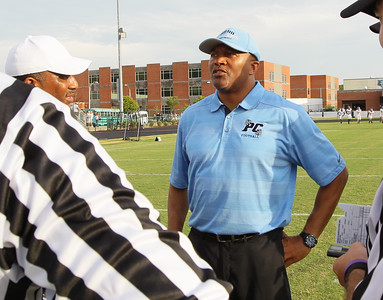 Wake Forest at Panther Creek 8-22-2014