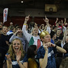 FAN CAM: during the NCHSAA 1A State Championship game Saturday March 16, 2013 (Photo by Jack Tarr)