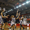 during the NCHSAA 1A State Championship game Saturday March 16, 2013 (Photo by Jack Tarr)