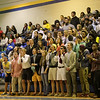 FAN CAM: Garner Rolls over East Wake Apex 84 to 53 Friday night January 24, 2013.(Photo by WRAL Contributor Jack Tarr)
