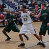 Green Hope defeats Holly Springs 66 to 61 Friday night January 10, 2014 at Holly Springs High School.(Photo by WRAL Contributor Jack Tarr)