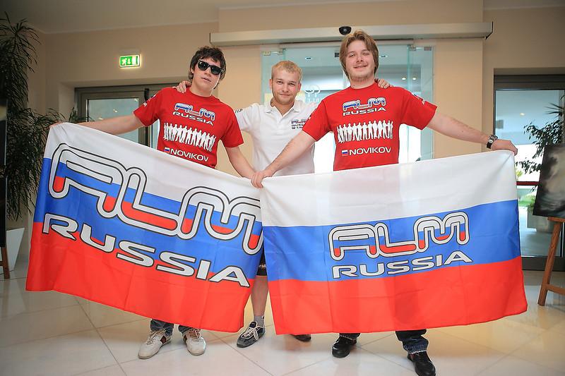 Motorsport - - WRC2011 - Rally ITALIA SARDEGNA - OLBIA (ITA) - 05/05 TO 08/05/2011 photo: Lina Arnautova