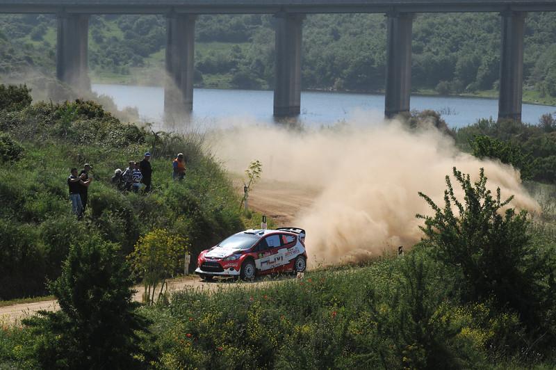 Motorsport - Stephane Prevot / Evgeny Novikov - WRC2011 - Rally ITALIA SARDEGNA - OLBIA (ITA) - 05/05 TO 08/05/2011