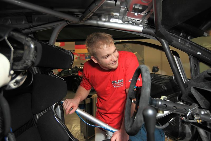 Motorsport- Evgeny Novikov - WRC2011 - Rally Mexico 2011 photo: Lina Arnautova