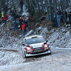 MOTORSPORT - WRC 2012 - RALLYE MONTE CARLO - VALENCE (FRA) & MONACO (MON) - 17 TO 23/01/2012 - PHOTO : ALEXANDRE GUILLAUMOT / DPPI - <br /> M-SPORT FORD WRT / NOVIKOV Evgeny - GIRAUDET Denis / FORD FIESTA - WRC / Action