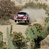 Evgeny Novikov (RUS) / Denis Giraudet - Ford Fiesta RS WRC. Day one, 2012 Rally Mexico